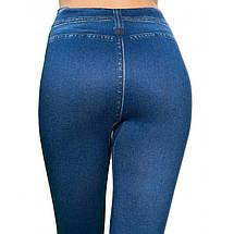 Корректирующие джинсы Slim`N Lift jeggings Caresse Jeans   Утягивающие лосины, фото 3