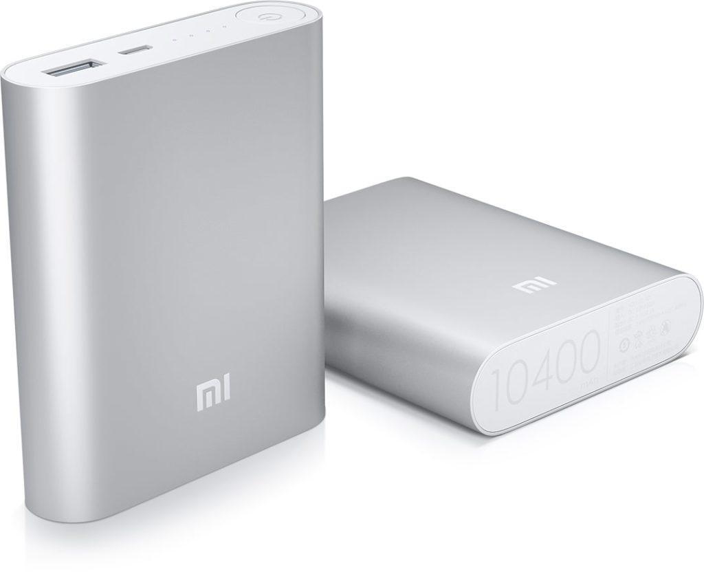 Power Bank Xiaomi Mi 10400 mAh   Повербанк   Зовнішній акумулятор   Портативна батарея