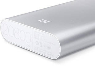 Power Bank Xiaomi Mi 20000 mAh | Повербанк | Внешний аккумулятор | Портативная батарея, фото 2