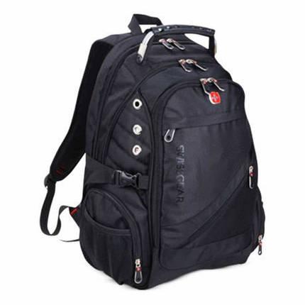 Швейцарский городской Рюкзак SwissGear 8810   Рюкзак с выходом под наушники, фото 2