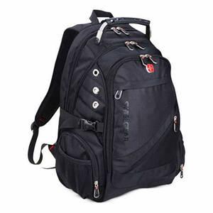Швейцарський міський Рюкзак SwissGear 8810 | Рюкзак з виходом під навушники