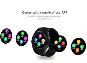 Смарт-годинник Smart Watch Y1 | Розумні смарт-годинник, фото 2