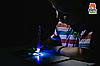 Планшет для малювання в темряві Малюй Світлом А5, фото 4