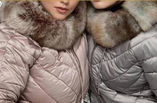 Брендовая женская одежда зима/осень, больших размеров