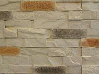 Фасадный камень ДОЛОМИТ (белый)