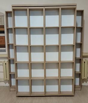 Шкаф кровать  библиотека, фото 2