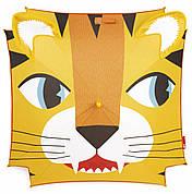 Дитяча парасолька Janod J07711 Тигр Напівавтомат Жовтий