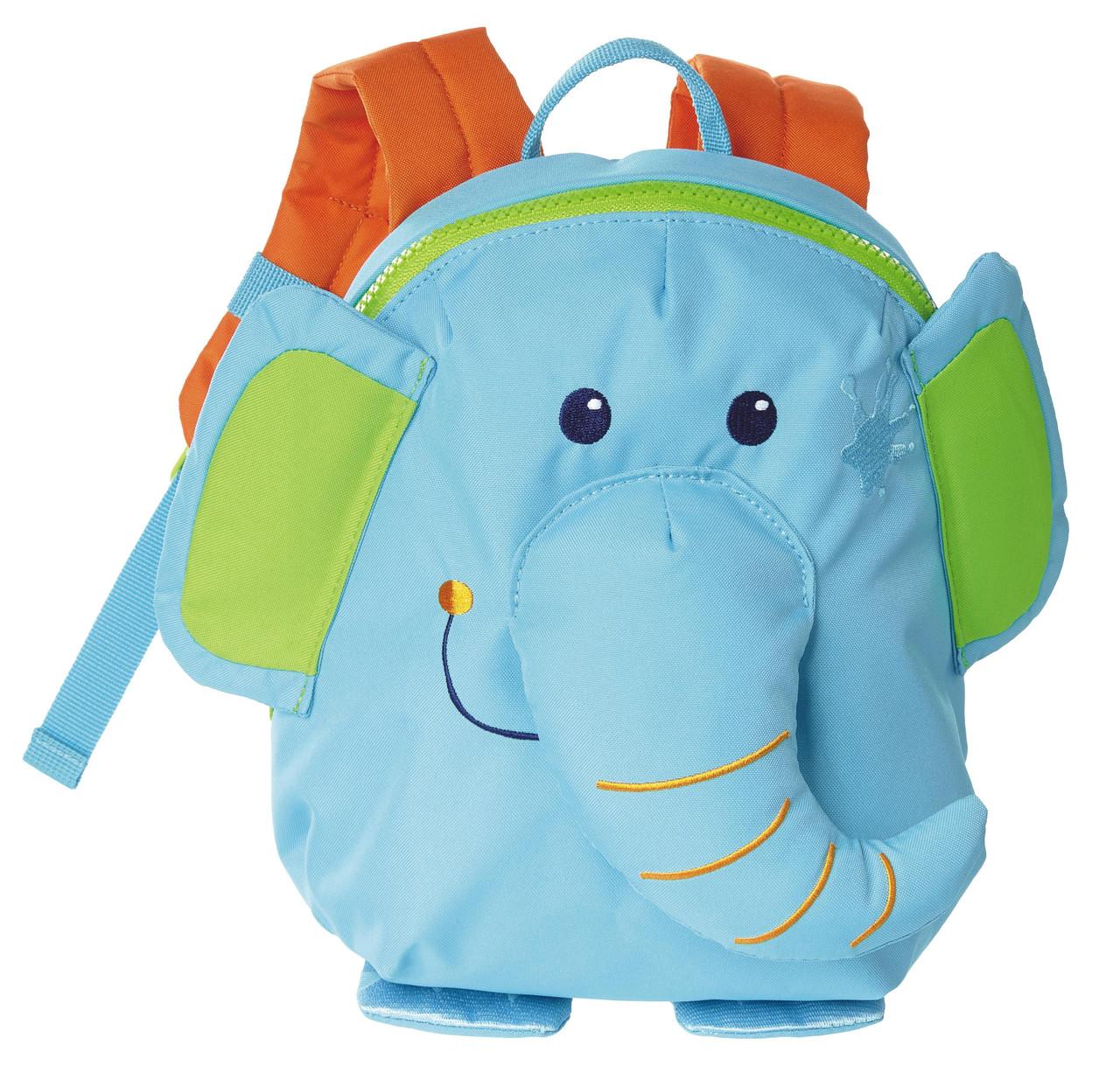 Детский рюкзак Sigikid 24621SK Слоник Голубой