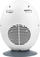 Тепловентилятор керамічний Zanussi ZFH/C-405 2000 Вт Білий, фото 3