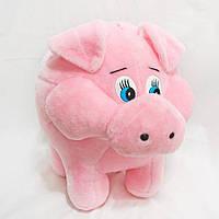 Мягкая игрушка Kronos Toys Поросёнок с карманом zol159, КОД: 120746