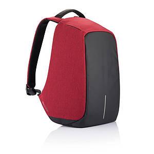 Рюкзак міський протикрадій Bobby Backpack | Червоний