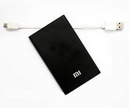 Power Bank Xiaomi Mi Slim 12000 mAh   Черный, фото 2