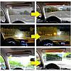 Антибликовый автомобильный козырек HD Vision Visor   Солнцезащитный козырек, фото 4