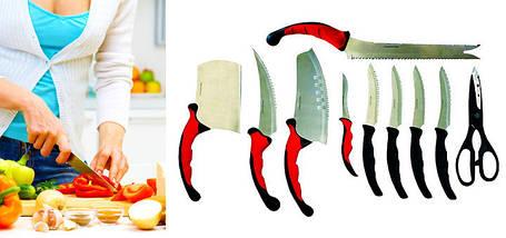 Набор кухонных ножей c магнитным держателем Contour Pro Knives | Контр Про, фото 3
