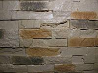 Фасадный камень ДОЛОМИТ (коричневый)