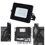 Многоматричный прожектор 30 ватт SMD LED 30w Feron LL-993 6400K, фото 3