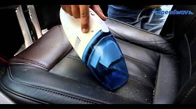 Пилосос автомобільний ручний з функцією збору води VACUUM CLEANER | Компактний автомобільний пилосос, фото 2