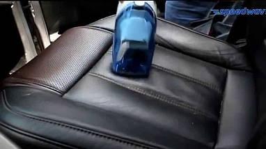 Пилосос автомобільний ручний з функцією збору води VACUUM CLEANER | Компактний автомобільний пилосос, фото 3