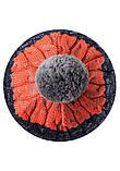 Зимняя шапка-бини для мальчика Reima Nuutti 518534-6981. Размеры 46 - 50., фото 6