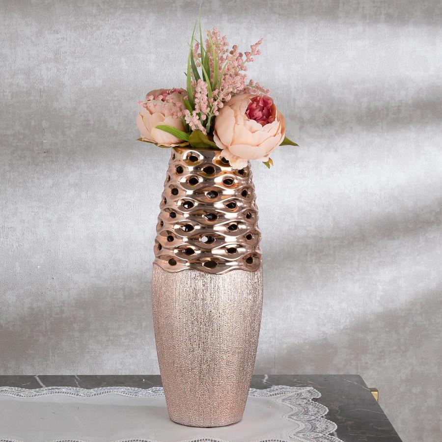 Ваза керамическая Doreline Laula Conical 33 см