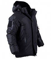 Куртка Chameleon Зимняя Mont Blanc G-loft Black, фото 1