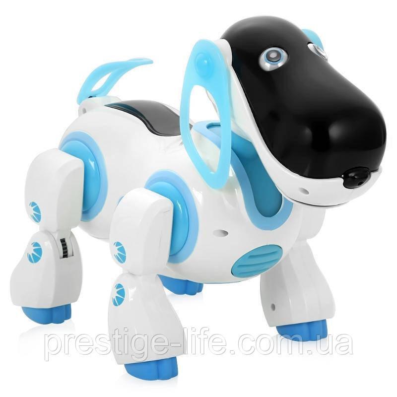 Интерактивная собака Космопес (2099/T46-D387) Голубой