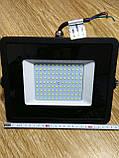 Многоматричный прожектор 100 ватт SMD LED 100w Feron LL-922 6400K, фото 4