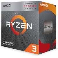Процессор AMD Ryzen 3 3200G (YD3200C5FHBOX) (AM4/3.6GHz/32M/65W)
