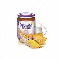 Каша молочная с печеньем На добранiч 6м+ 190г Bebivita Германия 36168