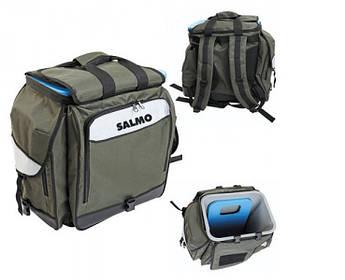 Ящик-рюкзак рыболовный зимний Salmo