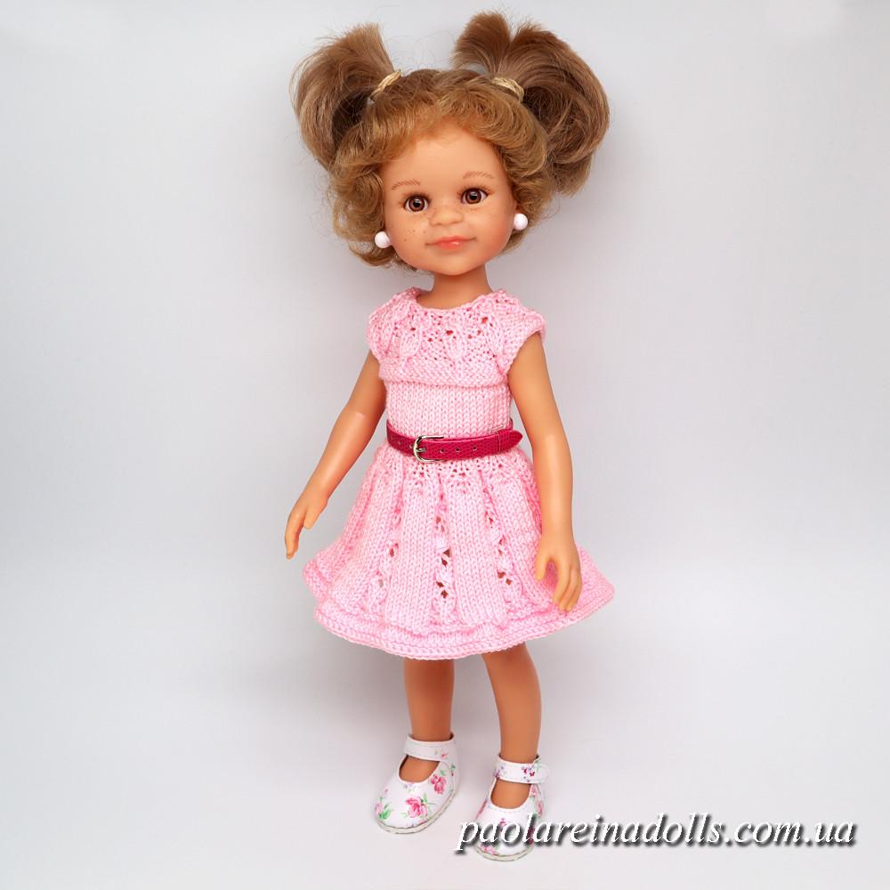 Платье Дарья для кукол Паола Рейна