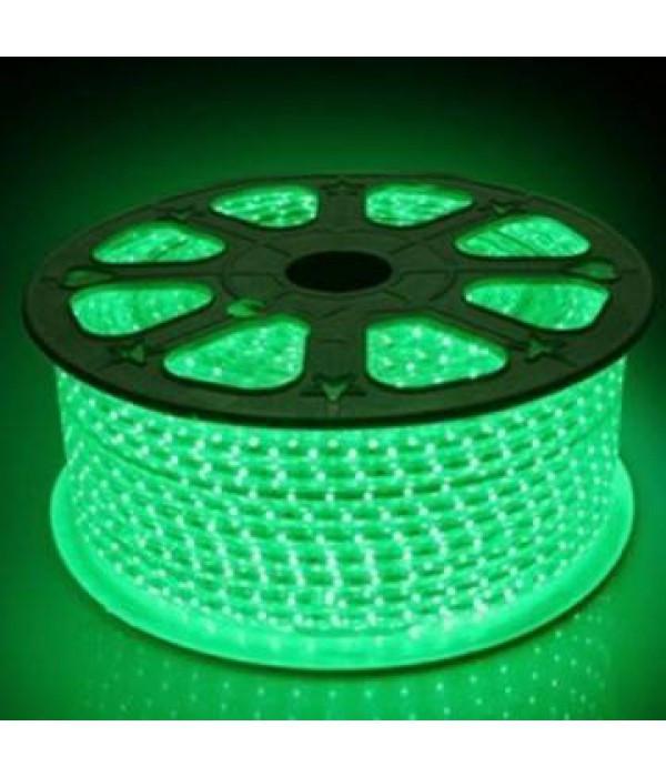 Светодиодная LED лента 5050 100 m Зеленая