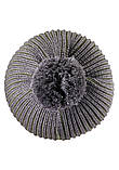Зимняя шапка-бини для мальчика Reima Weft 518536-8930. Размеры 46 - 52., фото 5