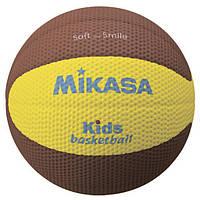 Мяч баскетбольный Mikasa SB512-YBR р. 5