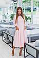 Платье женское молодежное стильное размер 42-48 купить оптом со склада 7км Одесса, фото 2