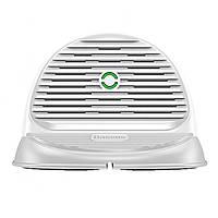 Безпровідний зарядний пристрій Baseus Silicone Horizontal Wireless Charger White
