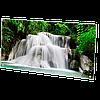HGlass IGH 6012 фотопечать 800/400 Вт инфракрасный стеклокерамический панельный обогреватель