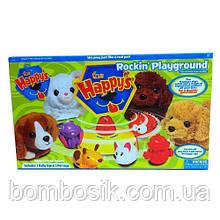 Площадка для игры с плюшевыми игрушками The Happy's Pets Plush