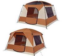 Кемпинговая шестиместная палатка-тент