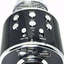 Беспроводной микрофон WS-858 | Черный, фото 2