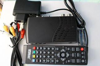 Т2 тюнер OPERAsky OP-507 | Цифровой ТВ приемник, фото 2
