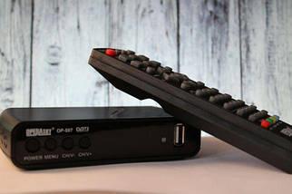 Т2 тюнер OPERAsky OP-507 | Цифровой ТВ приемник, фото 3