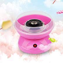 Аппарат для приготовления сладкой ваты Cotton Candy Maker GCM 520 | Домашняя сладкая вата, фото 3