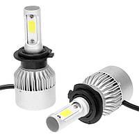 Светодиодные автомобильные лампы LED S2 H7 4Drive | Светодиодные лампы для фар