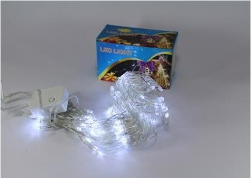 Новогодняя светодиодная гирлянда 180 NET W Сетка ( 180 светодиодов ) Цвет белый