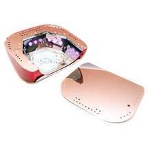 Гібридна УФ лампа для нігтів CCFL LED 48W Beauty Nail K18, фото 3