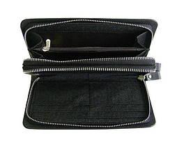 Мужской кошелек портмоне-клатч Baellerry Casual S6111 | Мужской кошелек | Мужской клатч, фото 2