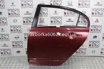 Дверь задняя левая Honda Civic 4D (FD) 06-11 (Хонда Сивик 4Д)  67550SNAU00ZZ