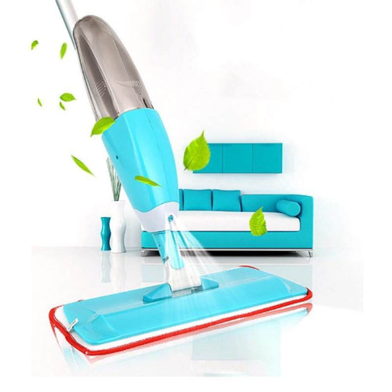 Парова спрей швабра з розпилювачем Healthy Spray Mop