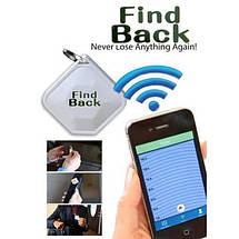 Брелок для поиска ключей Bluetooth Find Back, фото 2